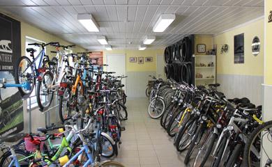 kauplus jalgratas